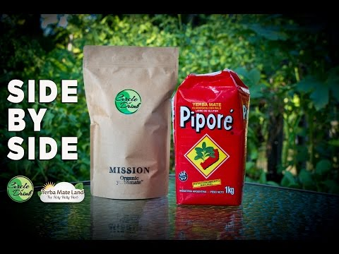 Side by Side: Mission vs Piporé Yerba Mate