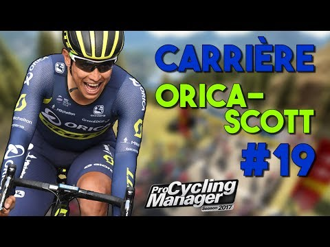 Pro Cycling Manager 2017 | Carrière Orica-Scott #19 : CHUTE IMPORTANTE !!