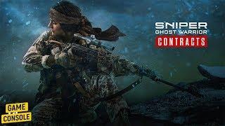 Sniper Ghost Warrior Contracts - трейлер для E3 2019