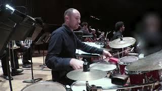 West side Story (Symphonic Dances) - Mambo - Drum set part