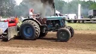 Vastseliina tractor pulling 2017