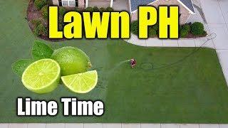 Lawn Soil PH -  PH Testing - Lawn Lime