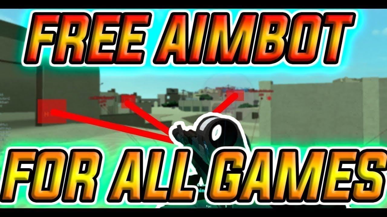 June 23 2020 Universal Aimbot Hack Script Every Game