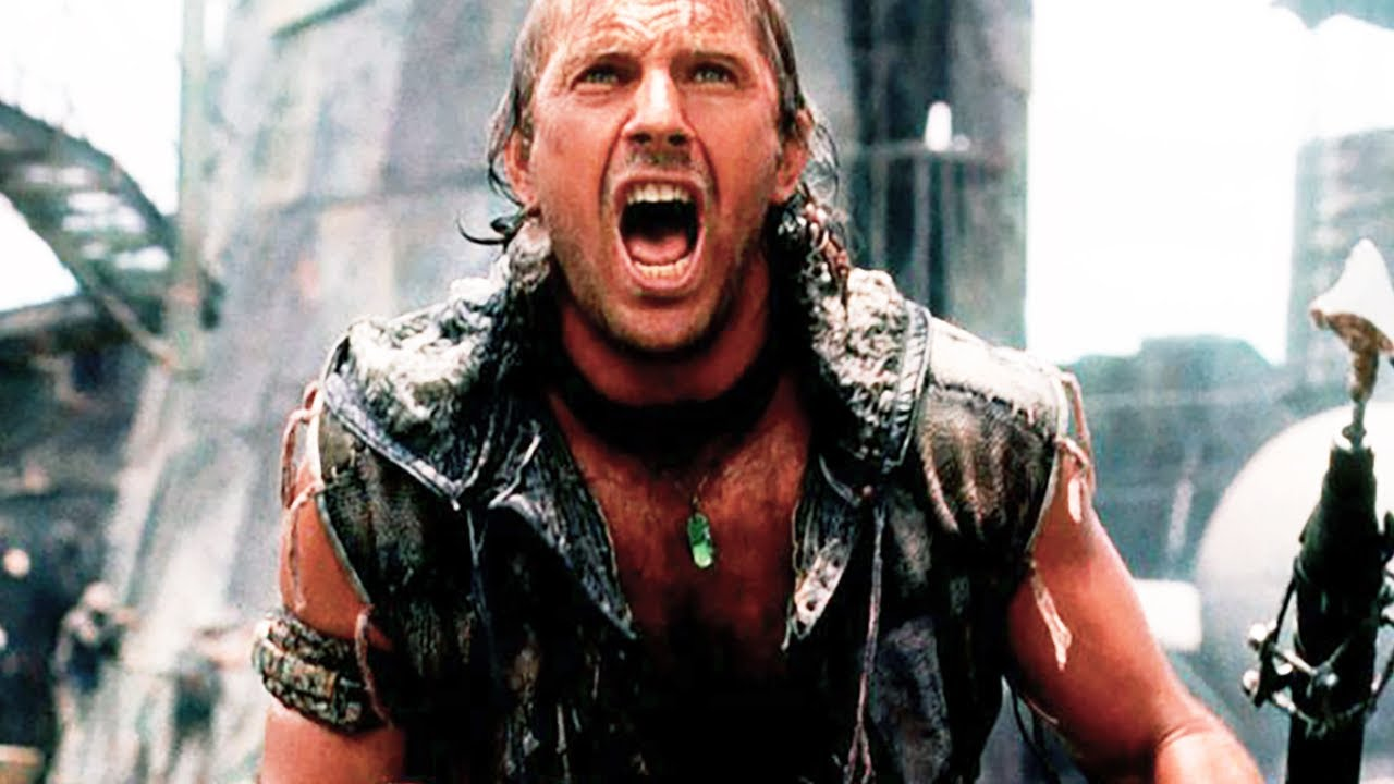 Download Waterworld (1995) - WTF Happened To This Movie?