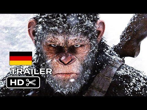 Planet Der Affen Survival Trailer Deutsch
