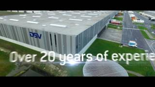 DSV Healthcare Logistics Solutions