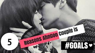 Video Goo Hye Sun  & Ahn Jae Hyun Got Married! | 5 Reasons AhnGoo Couple is #GOALS download MP3, 3GP, MP4, WEBM, AVI, FLV Maret 2018