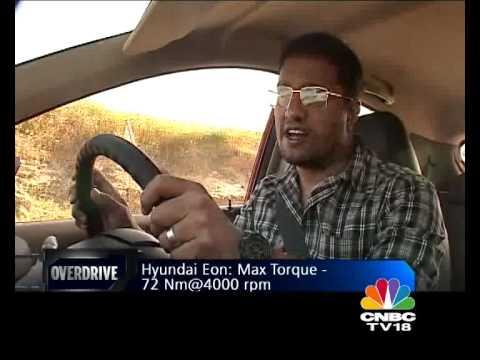 Hyundai Eon First Drive-OVERDRIVE