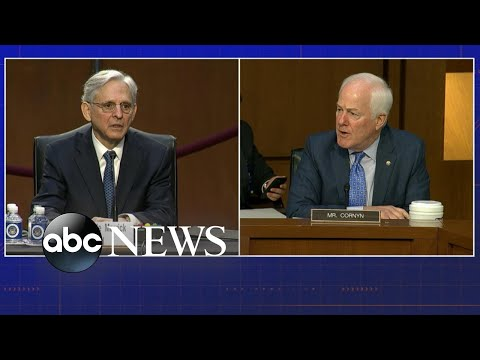 ABC News Live Update: Confirmation hearing …