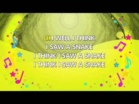 Walking Through The Jungle Karaoke
