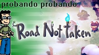 Vídeo Road Not Taken
