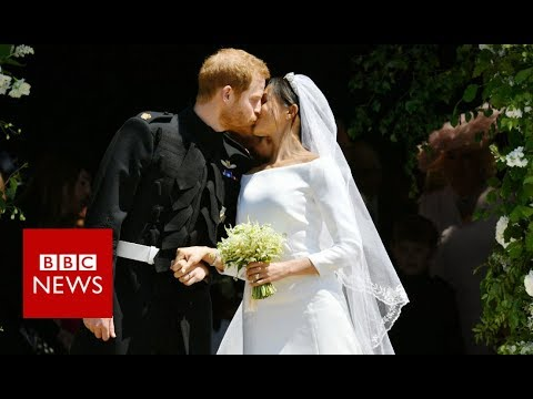 Royal wedding:Meghan and Harry are married! - BBC News
