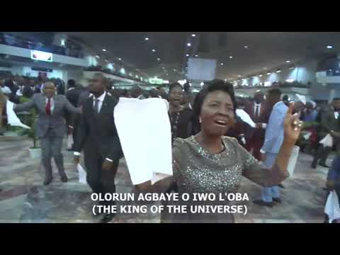 DAVID OYEDEPO LIVE SERVICE TODAY – COVENANT DAY OF VENGEANCE AT FAITH TABERNACLE | VENGEANCE DANCE