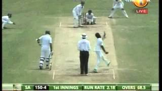 Sri Lanka vs South Africa 2nd Test, Day 4