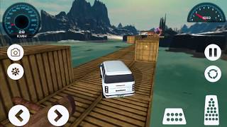 Prado Stunts 3D - Super Car Impossible Tracks Games - Android Gameplay FHD #2