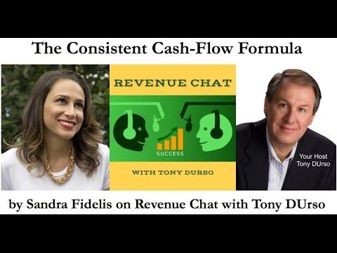 EP69. Sandra Fidelis: The Consistent Cash-Flow Formula