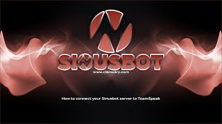 How To Connect A Music Bot To Your Teamspeak 3 Server - Sinusbot