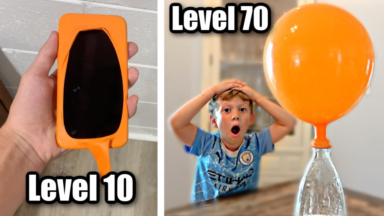 Balloon LIFE HACKS from Level 1 to Level 100