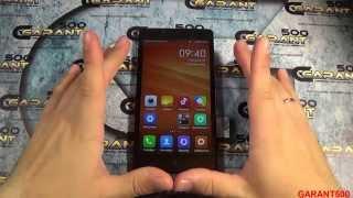 Xiaomi RedMi NOTE Полный обзор Классного смартфона!!!