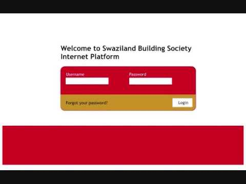 Swaziland Building Society Internet Platform Services