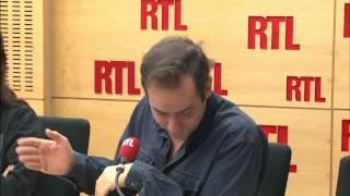 Tanguy Pastureau : Julien Lepers est un goujat de base - RTL - RTL