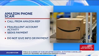 St. Charles Co. police warn Amazon customers about new scam