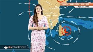 Weather Forecast for Jan 10: Rain in Chennai, Fog in Delhi, Lucknow