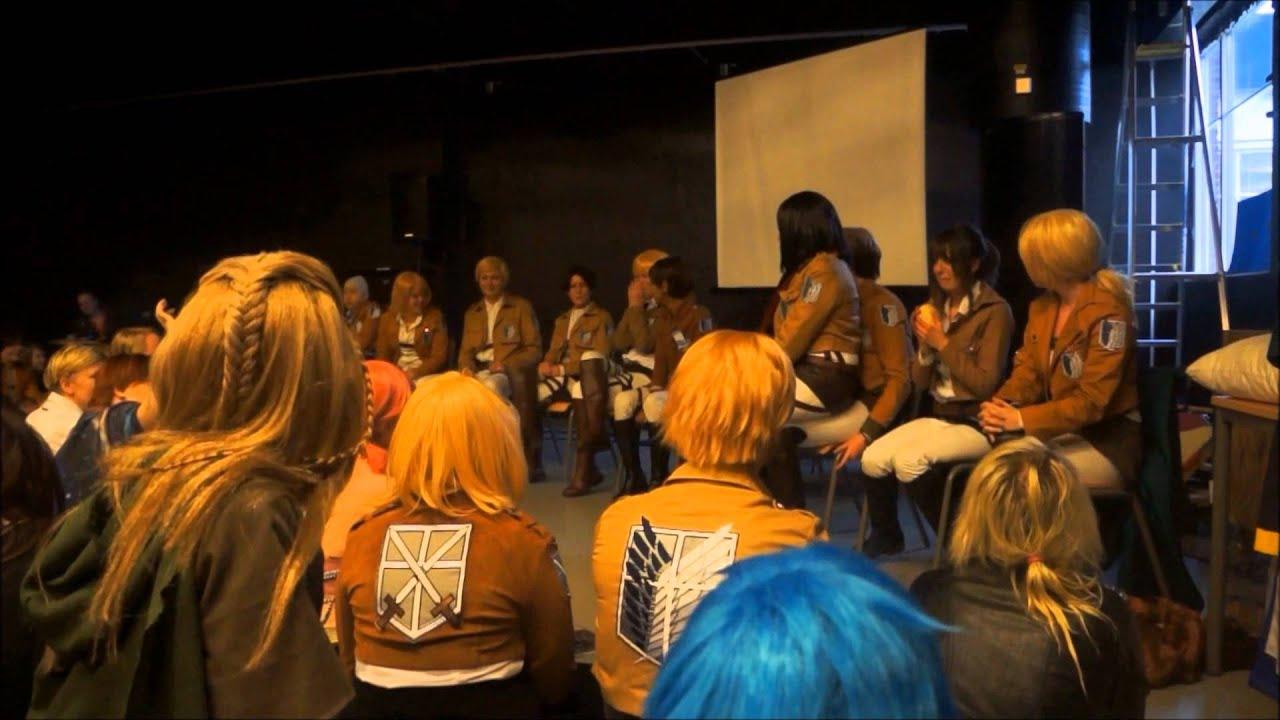 Attack on Titan Panel - YouTube