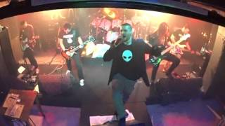 Invaders - Brighter than a Thousand Suns (Live at Locanda Blues 2016)