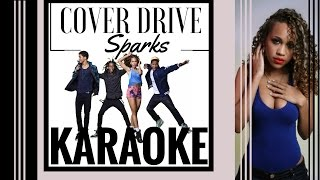 Coverdrive - Sparks Karaoke version (NORAP)
