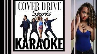Coverdrive - Sparks Karaoke version (NORAP)