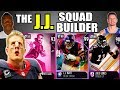 THE J.J. SQUAD BUILDER! Madden 19 Ultimate Team Gameplay