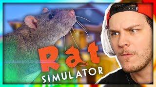 DISGUSTING RAT INVADES HOME!! | Rat Simulator