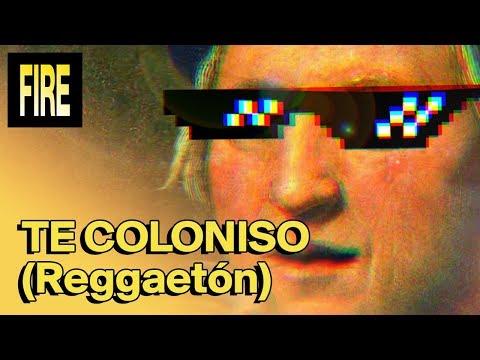 TE COLONISO (feat. Beauty Brain). El reggaetón de Cristobal Colón que hizo perrear al Nuevo Mundo.