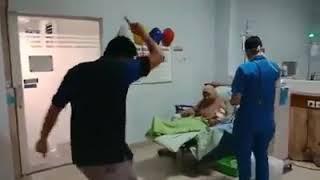 Kalo gini, pasien lupa sama sakit nya