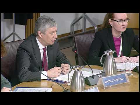 Education and Skills Committee - Scottish Parliament: 18th January 2017