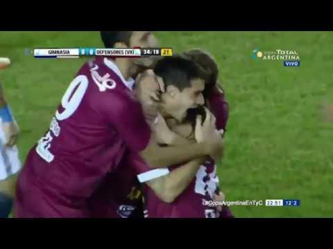 Los diez mejores goles de la Copa Argentina 2017