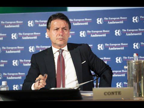 """Giuseppe Conte ora fa il fenomeno: """"Mandatemi pure a casa"""""""