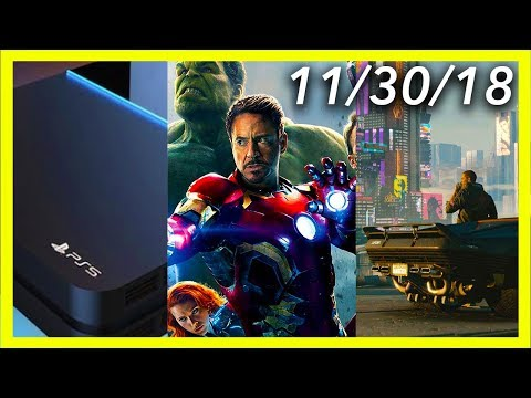 this-is-not-the-ps5,-avengers-4-trailer-at-game-awards-and-cyberpunk-2077-to-match-red-dead-2!