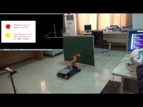 Telerobotics System of KUKA youBot Based on Real time Point Cloud