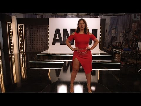 'America's Next Top Model' Judge Ashley Graham Reveals Behind-the-Scenes Secrets From the Set