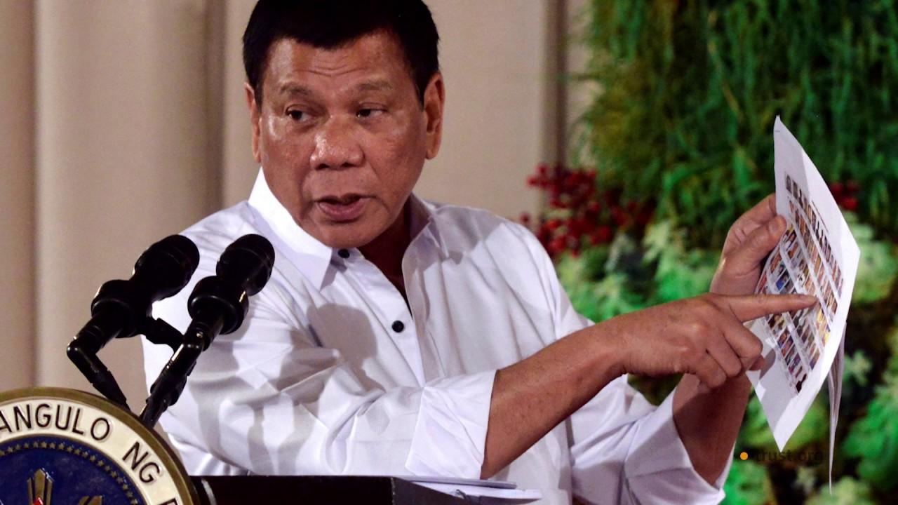 Frontline Insight: Philippines President Duterte's War on Drugs