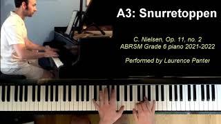 A:3 Snurretoppen (ABRSM Grade 6 piano 2021-2022)