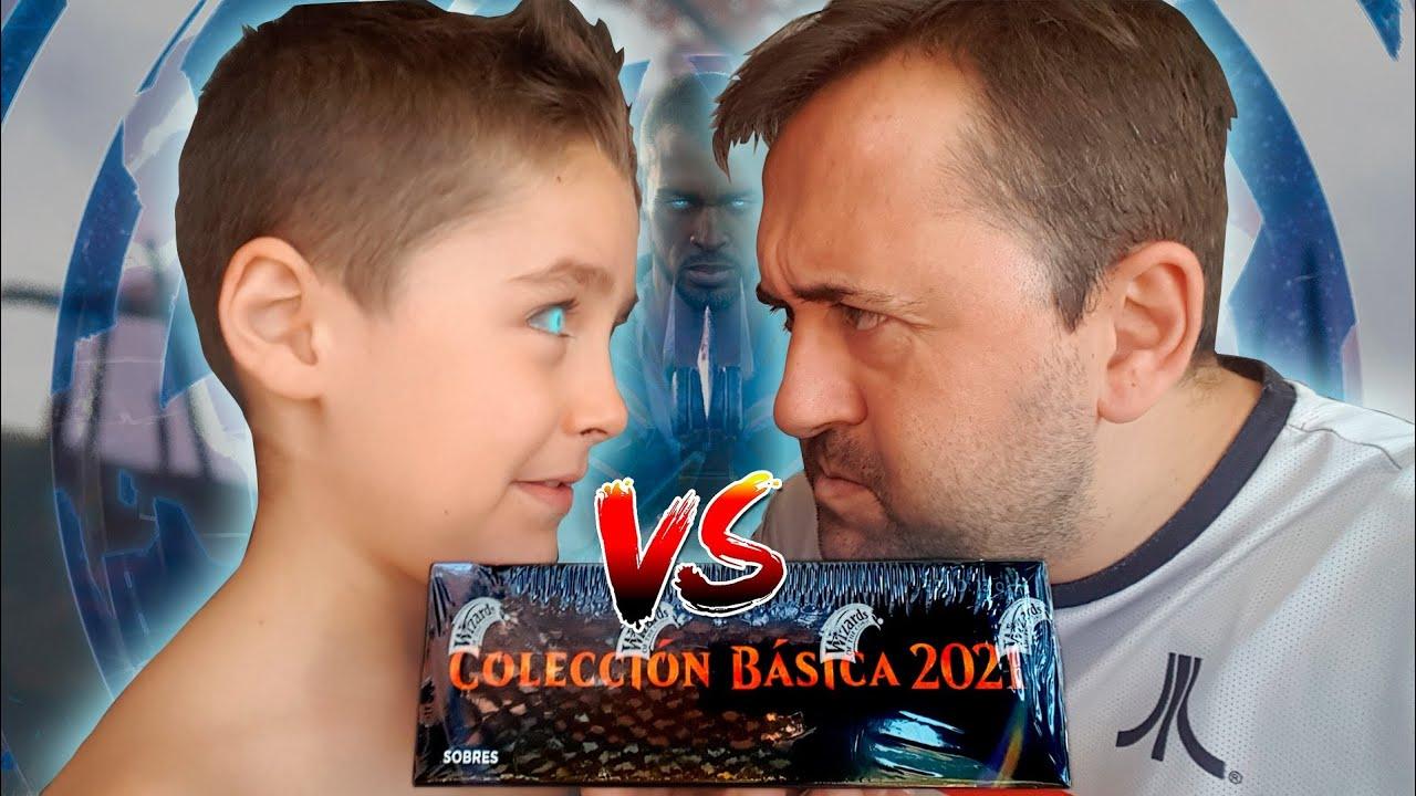 Magic 2021 • Booster Box Unboxing Battle!
