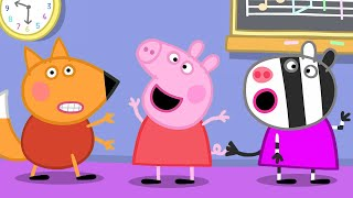 Peppa Pig Full Episodes | Move To Music | Cartoons for Children
