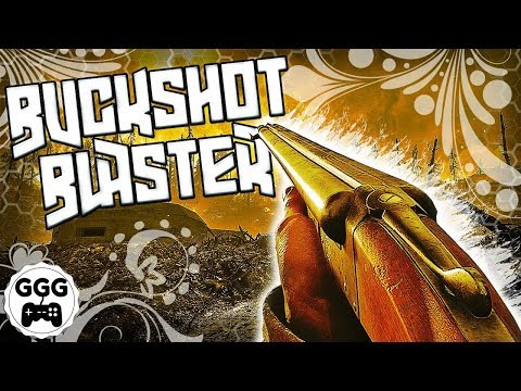 Buckshot Blaster - Battlefield 1 Tips And Tricks (BF1 Model 1900 Factory Review)