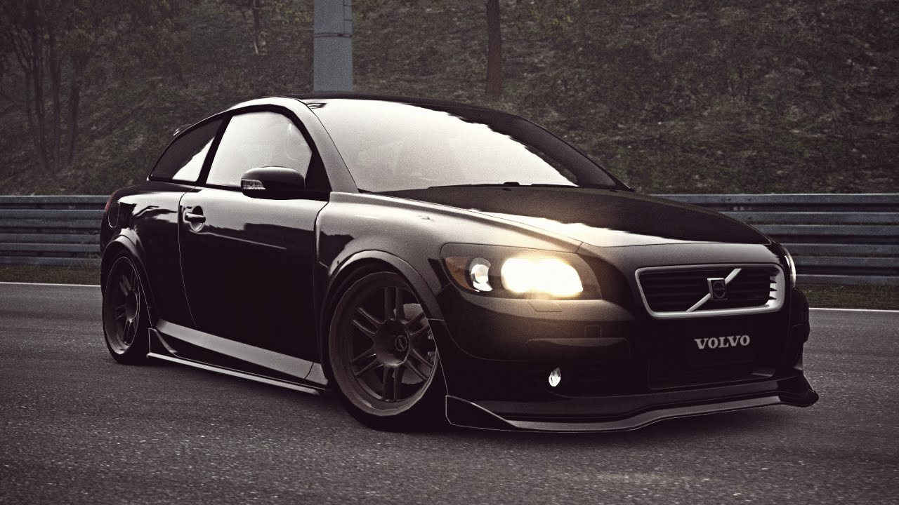 gt6 volvo c30 r design 39 09 exhaust comparison youtube. Black Bedroom Furniture Sets. Home Design Ideas