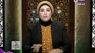 نادية عمارة ترد على رجل طلق زوجته صوريا لنقل ابنه من الكلية «فيديو»