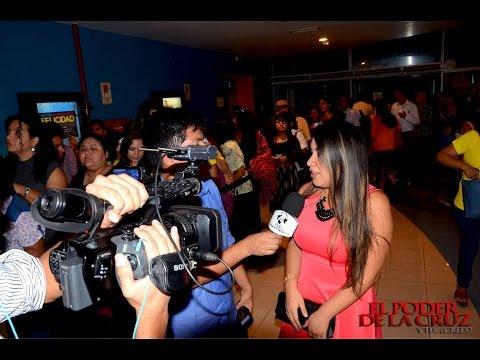 Avant Premiere El Poder de la Cruz LIMA - PERÚ - Dimensión Juvenil RADIO