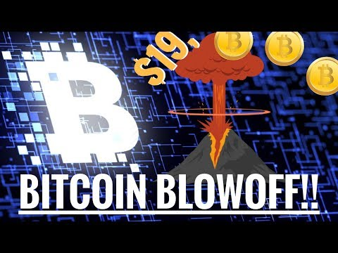 Bitcoin $19,000 Blow Off Move - More to come